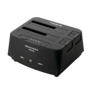 Tacens Portum Duo 2 USB 3.0 Dock Station