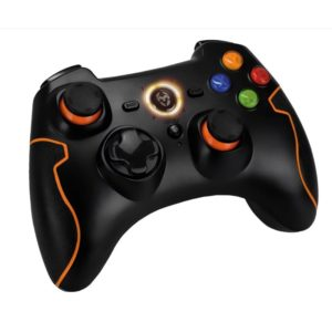 Krom Gamepad Gaming Khensu Wireless PC / Ps3