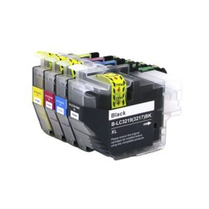 INKOEM Cartucho Compatible Brother LC3219XL Negro