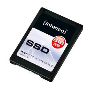 """Intenso 3812450 Top SSD 512GB 2.5"""" Sata3"""