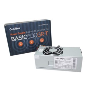 CoolBox Fuente Alim. TFX BASIC 500GR-T (CE