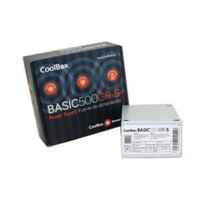 Coolbox Fuente Alim.SFX 500GR-S (CE