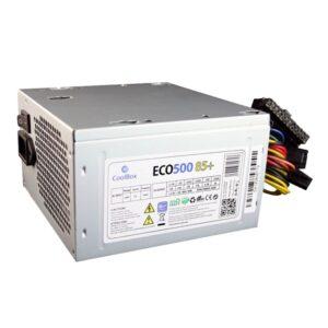 CoolBox Fuente Alim. ATX  ECO-500 85+ EFI