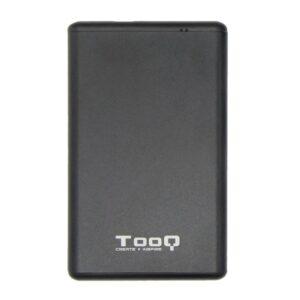 """Tooq TQE-2533B Carcasa 2.5"""" USB3.1  Gen2Adap USB-C"""