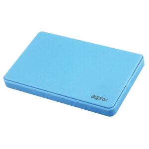 "approx! APPHDD200LB caja HDD 2.5"" SATA 2.0 Azul"