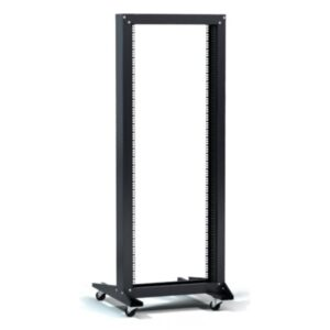 "Monolyth Armario 19"" 42U OR6642 Open Rack Negro SA"