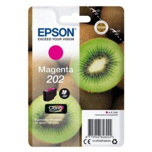 Epson Cartucho 202 Magenta