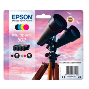 Epson Cartucho Multipack 502