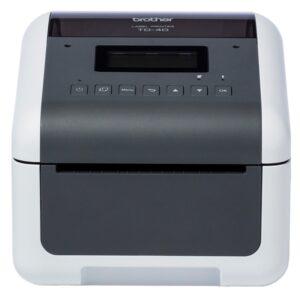 Brother Impresora Térmica TD-4550DNWD Wifi Bth Red