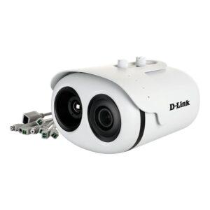 D-Link DCS-9500T Kit Cámara termográfica+ Calibrad