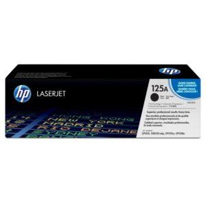 HP Tóner 125A  Negro
