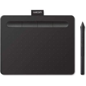 Wacom Intuos S Black tableta digitalizadora A6