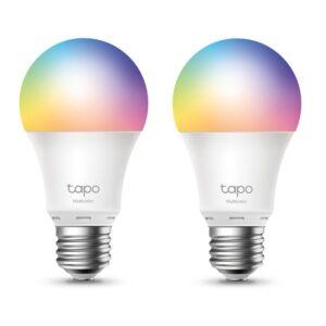 TP-Link Tapo L530E(2-pck) Bombilla WiFi Multicolor