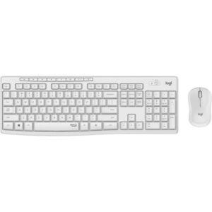 Logitech MK295 Combo SILENT WIRELESS WHITE