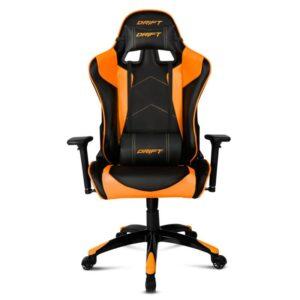 Drift Silla Gaming DR300 Negro/Naranja