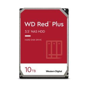 Western Digital WD101EFBX 10TB SATA3  Red Plus