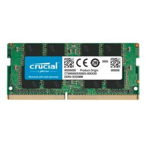 Crucial CT16G4SFRA266 16GB soDim DDR4 2666MHz