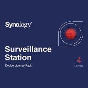 Synology Licencia Virtual (x4) Surveillance/Mail