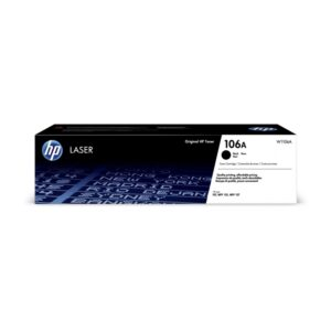 HP Tóner 106A Negro
