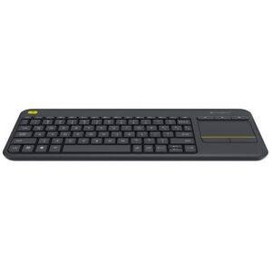 Logitech Teclado K400 920-007137 Plus Touch Negro