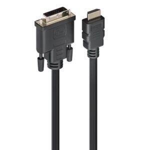 Ewent Cable HDMI A DVI-D macho 2