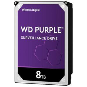 Western Digital WD84PURZ 8TB SATA 6GB/S Purple