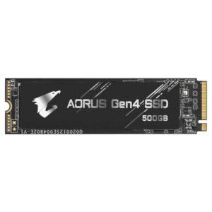 Gigabyte GP-AG4500G AORUS Gen 4 SSD NVME 500GB